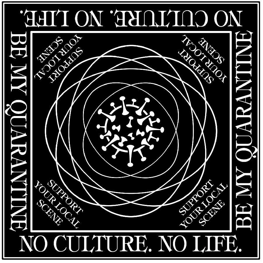 Bandana Friese - No Culture, No Life