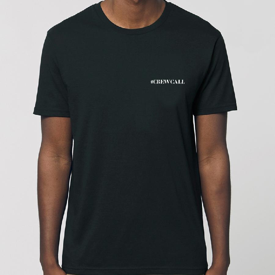 Untailliertes Shirt #Crewcall Shirt