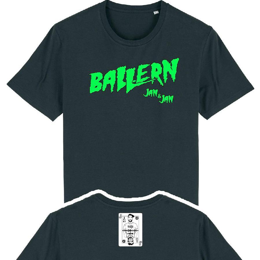 Untailliertes Shirt Ballern