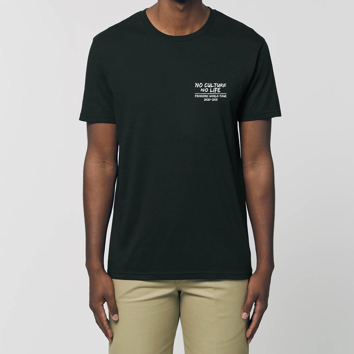 Tourhafen Crewshirt 2020/21 Untailliertes Shirt Black