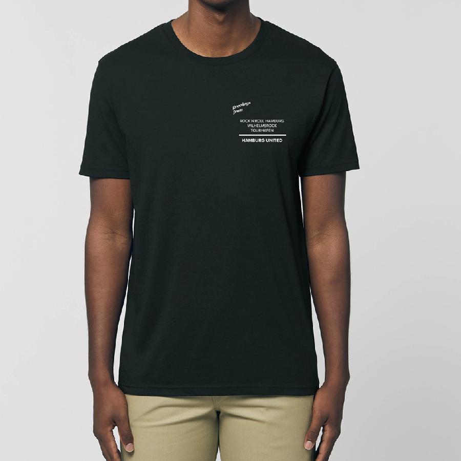 Untailliertes Shirt Hamburg United