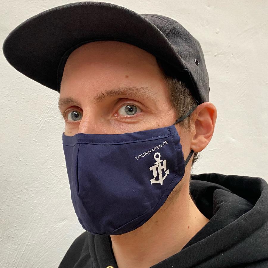 Face mask Tourhafen Facemask