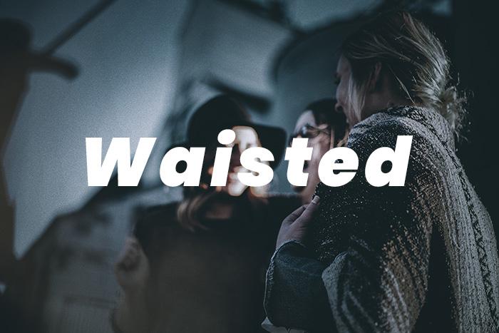 Waisted